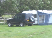 The Barn Caravan Park West Sussex